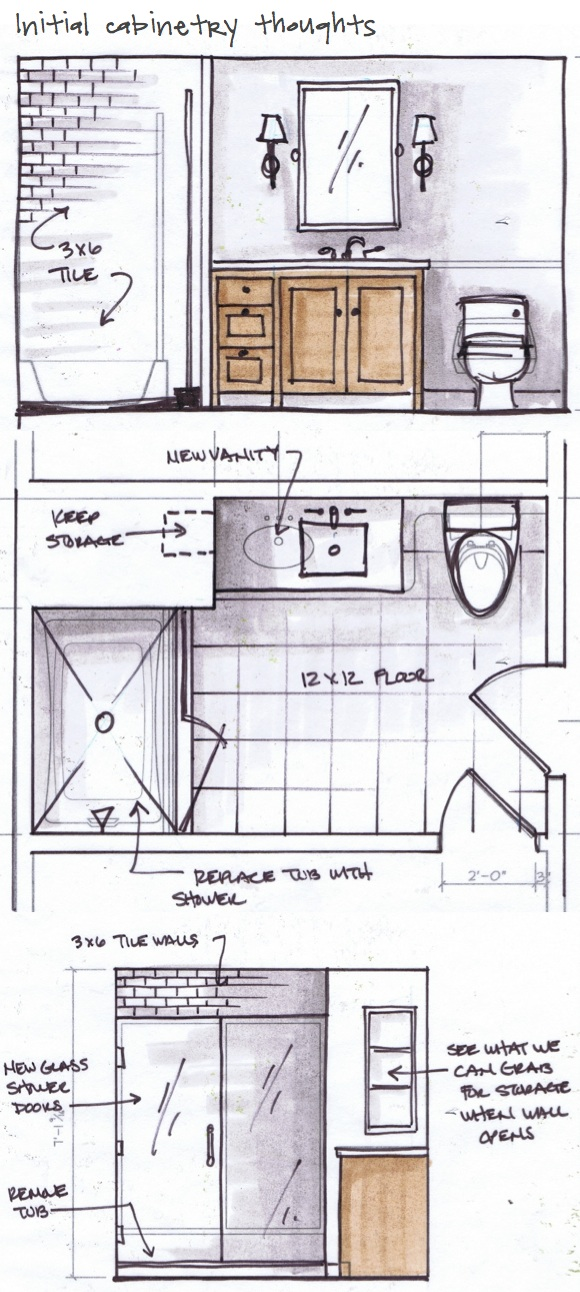 Kristina Crestin Design_ Project Sketches