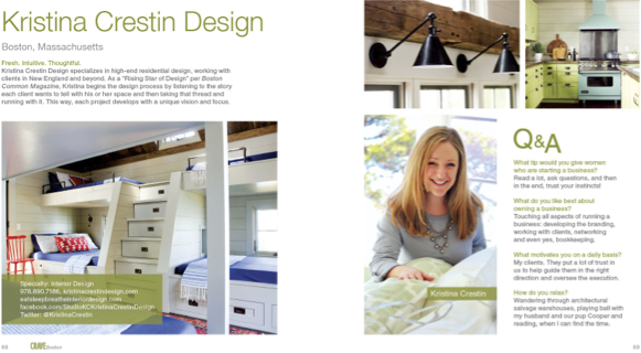 Kristina Crestin Design_ Crave Boston book