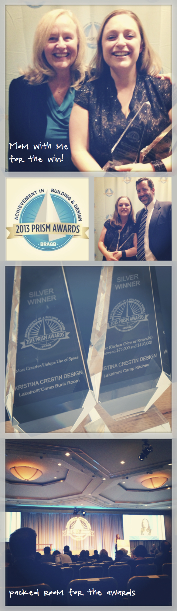 Kristina Crestin Design_Prism Awards