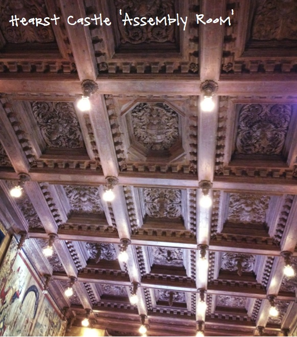 Kristina Crestin Design_Hearst Castle Ceilings _ A