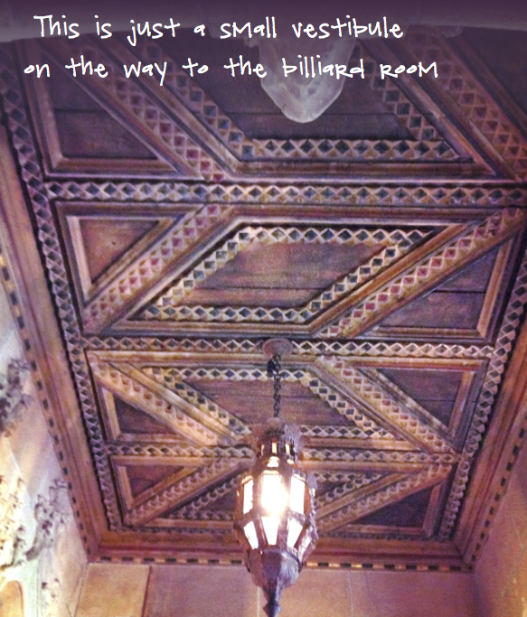 Kristina Crestin Design_Hearst Castle Ceilings _ B
