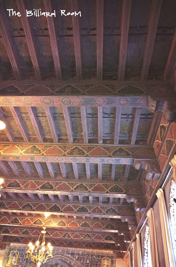 Kristina Crestin Design_Hearst Castle Ceilings _ C