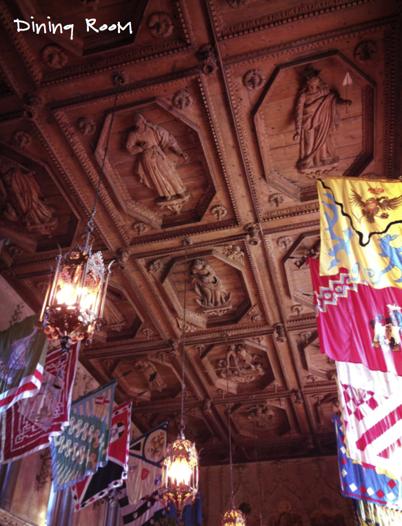Kristina Crestin Design_Hearst Castle Ceilings _ E