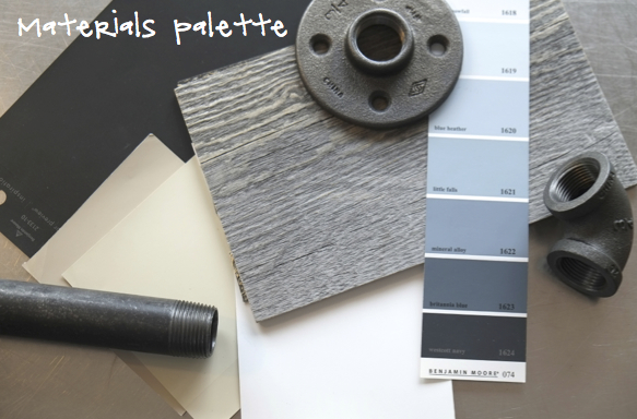 Kristina Crestin Design_Basement Bar_Materials Palette