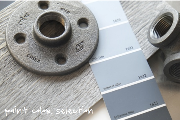 Kristina Crestin Design_Basement Bar_Paint Color Selection